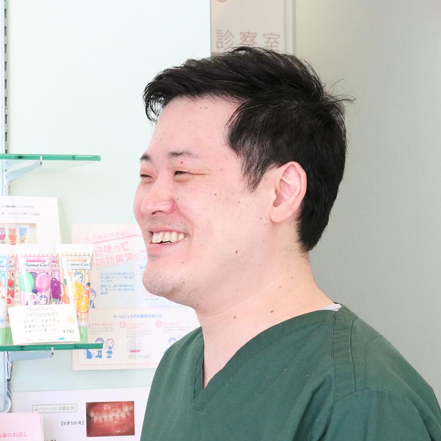 レイクタウン市川歯科医院上野卓海院長