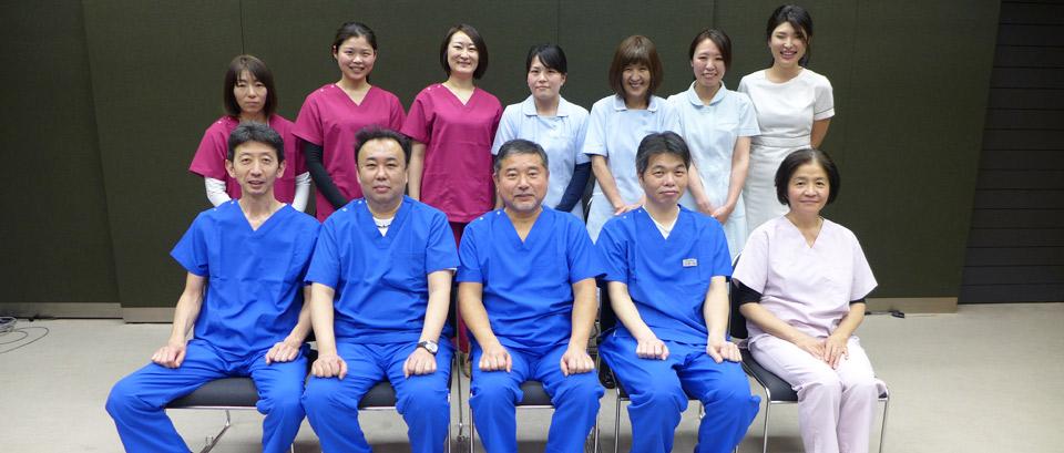 市川歯科医院(越谷)スタッフ